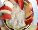 Low Fat Almond Fruit Dip