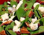 Amsterdam Spinach Salad