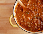 Andouille Sausage and Shrimp Gumbo