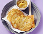 Apple and Potato Pancakes