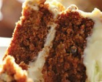 Apple-Carrot Cake