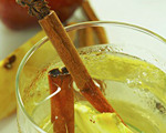 Apple Cobbler Wine Cocktail