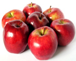 Healthy baby purees: Apple