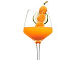Apricot-Infused Cocktail