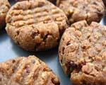 Apricot Nut Drop Cookies