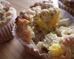Apricot Oatmeal Muffins