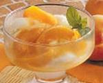 Apricot Yogurt Sundae