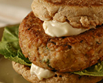 Arabic Tahini Burgers