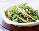 Arugula and Pear Salad