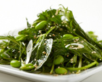 Asian Salad with Edamame Beans