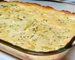 Classic Au Gratin Potatoes
