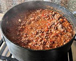 Authentic Southwestern Chili