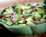 Avocado and Grapefruit Salad