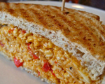 Bacon and Pimento Grilled Cheese