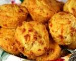 Bacon Cornbread Muffins