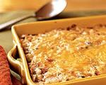 Ham and Potatoes O'Brien Casserole