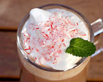 Baileys Peppermint Cream Cocktail
