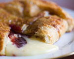 Baked Brie Wheel in Pastry