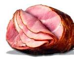 Baked Ham Slice