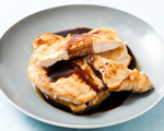 Balsamic Soy Chicken Cutlets