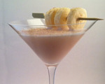 Banana Cow Cocktail
