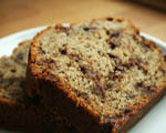 Banana Maple Nut Bread