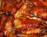 Saucy Sweet Chicken Wings