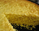 Barley and Corn Bread