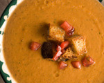 Basic Tomato Gazpacho