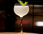 Basil Gimlet
