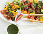 Basil Vinaigrette