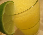 Batida de Maracuja Cocktail