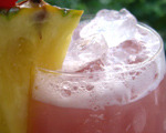 Batida Rosa Cocktail