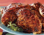 Spunky BBQ Chicken