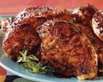 Spunky BBQ Chicken