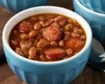Skillet Beans and Franks