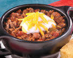 Quick Beef Chili