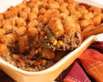 Beef and Tater Tot Casserole