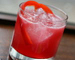 Beet It Cocktail