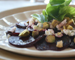 Beet Salad with Raspberry Vinegar