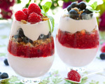 Berry Yummy Yogurt Parfait