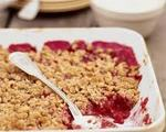 Berry Apple Crisp