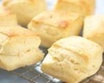 Strawberry-Cream Cheese Biscuits