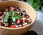Black Bean and Tomato Salsa