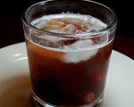 Black Blood Cocktail