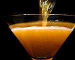 Black Tea Martini