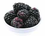 Homemade Blackberry Jello