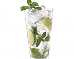 Blanco Tequila Mojito