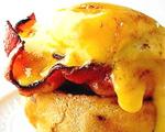 BLT English Muffins