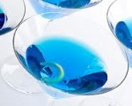 Blue Moon Martini